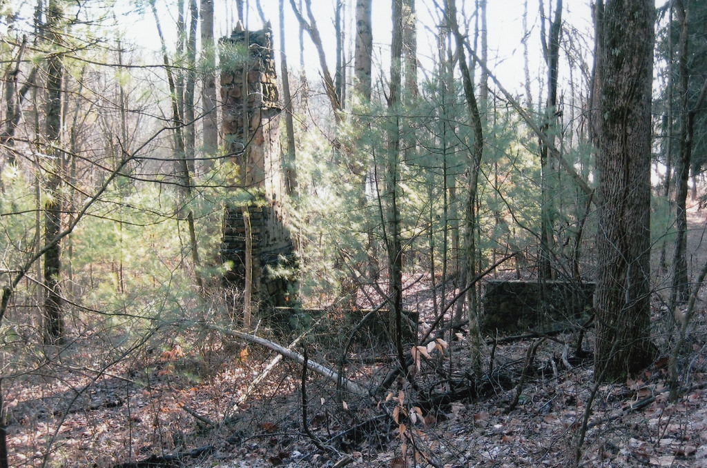 Civilian Conservation Corps Camp Remains - from Tom Melton