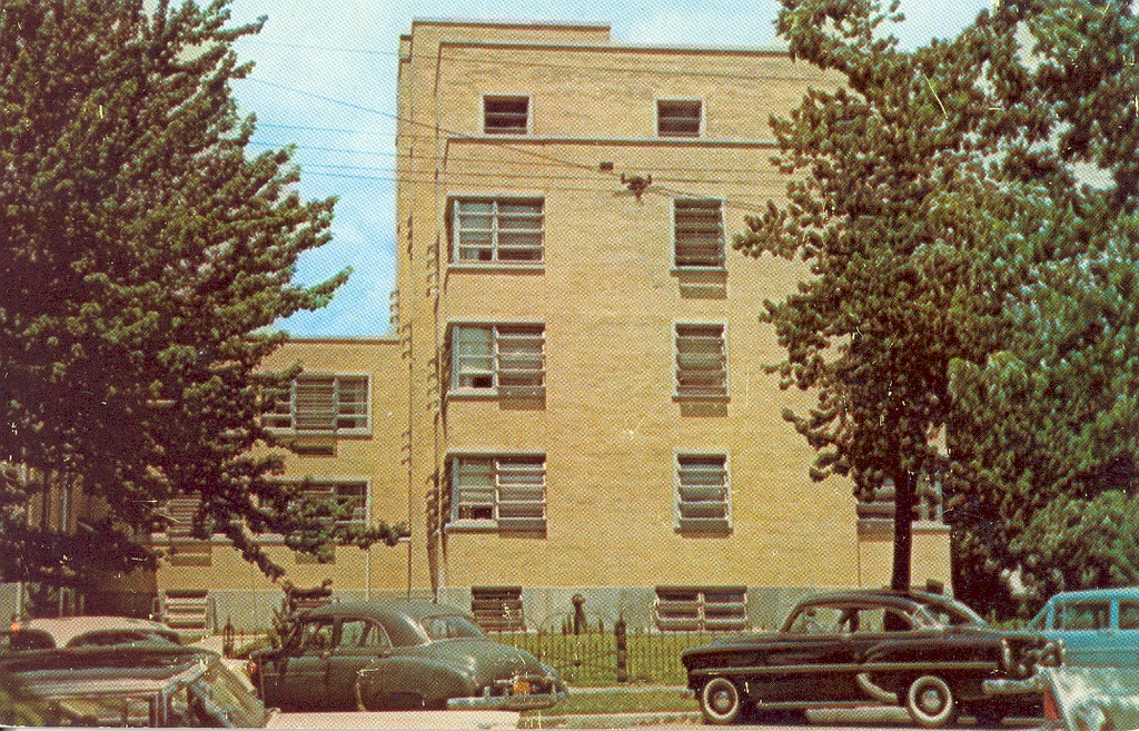 Jackson County Schneck Memorial Hospital - from Ida and Kenny Wehmiller, C 5.37x3.44