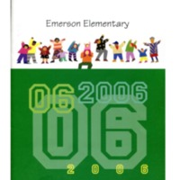 Emerson Elementary Yearbook 2005-2006