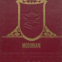 Medora High School Yearbook 1950