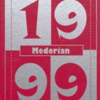 Medora High School Yearbook 1998-1999