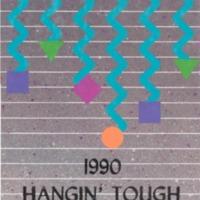 Medora High School Yearbook 1989-1990