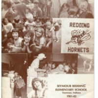 Seymour Redding Elementary School Yearbook 1981-1982