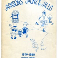 Jackson Elementary School Yearbook 1979-1980