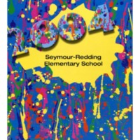 Redding Elementary School Yearbook 2003-2004