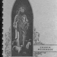Vallonia Methodist Church - The Church Messenger Book