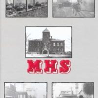Medora High School Yearbook 2010-2011