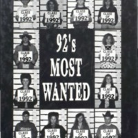 1992 Medorian...92's Most Wanted
