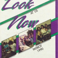 Seymour High School Yearbook 1990
