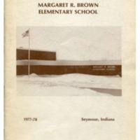 Margaret R. Brown Elementary School Yearbook 1977-78