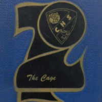 Crothersville High School Yearbook 1972