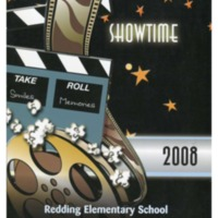 Redding Elementary School Yearbook 2007-2008