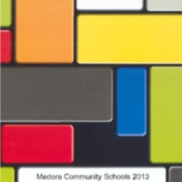 Medora High School Yearbook 2012-2013