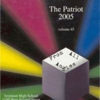 Seymour High School Yearbook 2005