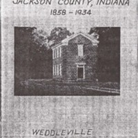 Carr High School Remembrance Book, 1858-1934
