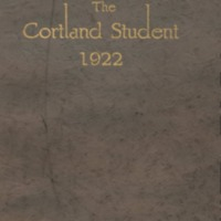 The Cortland Student 1922