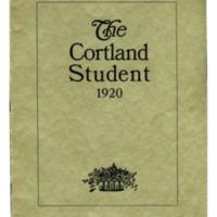 The Cortland Student 1920