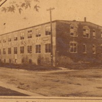 Sam B. Wolf Shoe Company, Seymour, Indiana - from Polly Schneck, bw 4.75 x 3.5