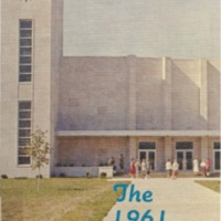Seymour High School Yearbook 1961