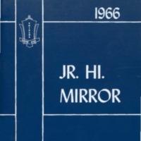 Jr. Hi Mirror 1965-1966
