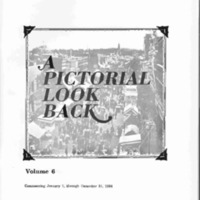 A Pictorial Look Back: Volume 6