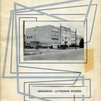 Immanuel Lutheran School 1974-1975