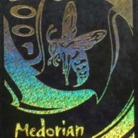 Medora High School Yearbook 2000-2001