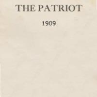 The Patriot 1909