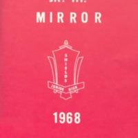 Jr. Hi. Mirror 1968