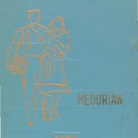 Medora High School Yearbook 1969-1970