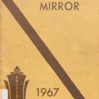Jr. Hi. Mirror 1966-1967
