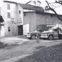 Davis Feed and Grain N. Chestnut St., Seymour, In