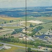 Seymour High School - Aerial View