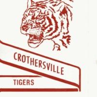 Crothersville High School Yearbook 1979