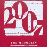 Medora High School Yearbook 2006-2007
