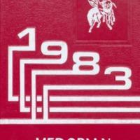Medora High School Yearbook 1982-1983