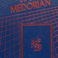 Medora High School Yearbook 1985-1986