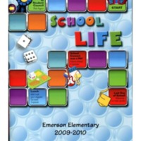 Emerson Elementary Yearbook 2009-2010