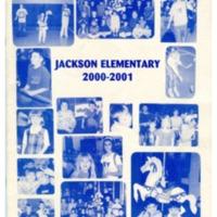 Jackson Elementary 2000-2001
