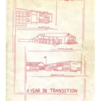 Emerson School 1988-89 A Year in Transition