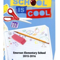 School Is Cool Emerson Elementary School 2015-2016