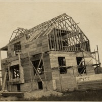 Construction - from Jackson County Historical Society