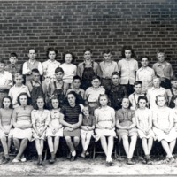 Sparksville School, Room 2, 1946