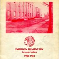 Emerson Elementary 1980-1981