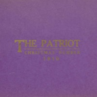 The Patriot Christmas 1910