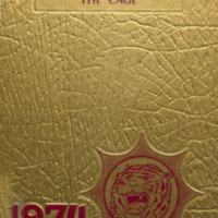 Crothersville High School Yearbook 1974