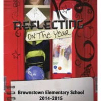 Reflecting On The Year Brownstown Elementary School 2014-2015.pdf
