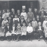 Medora School Elementary Students