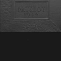 The 1934 Patriot