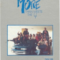 Seymour High School Yearbook 1992